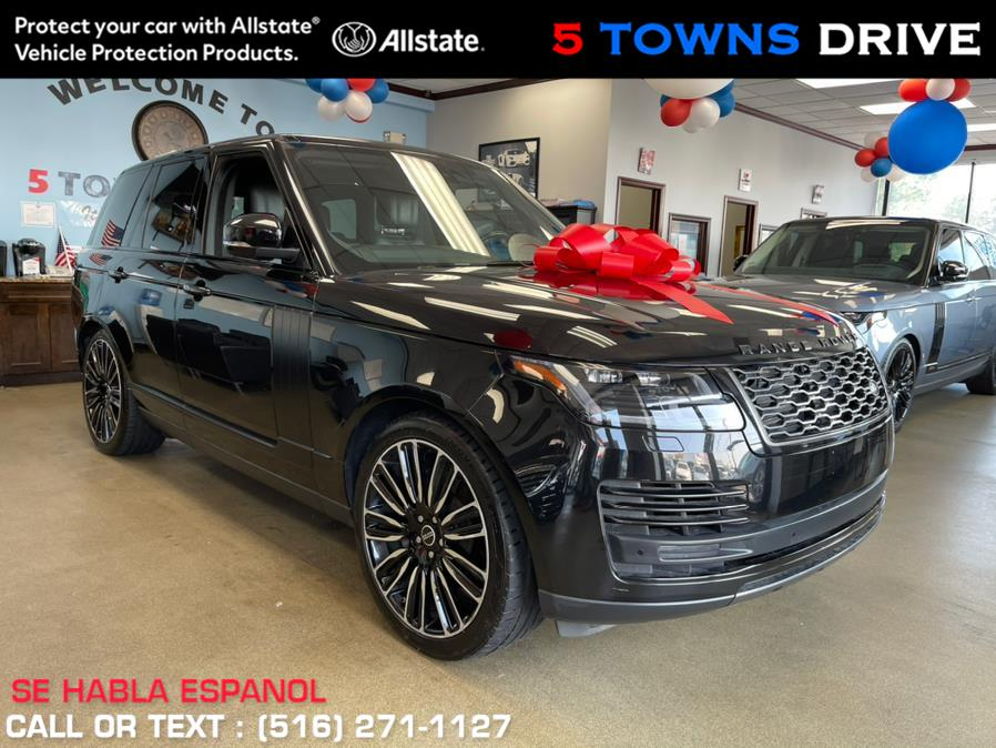 Used Land Rover Range Rover V6 Supercharged SWB 2019 | 5 Towns Drive. Inwood, New York