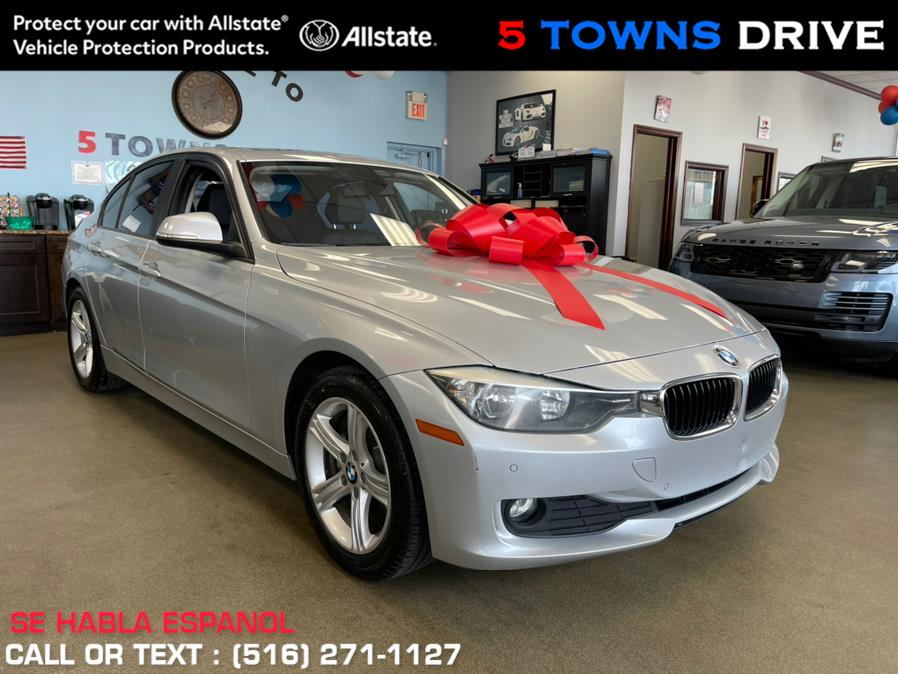 Used BMW 3 Series 4dr Sdn 320i RWD 2015 | 5 Towns Drive. Inwood, New York