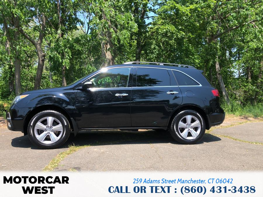Used Acura MDX AWD 4dr Tech Pkg 2013 | Motorcar West. Manchester, Connecticut