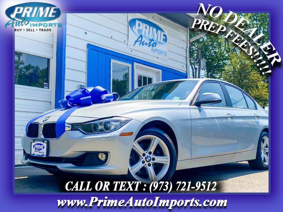 Used 2015 BMW 3 Series in Bloomingdale, New Jersey | Prime Auto Imports. Bloomingdale, New Jersey