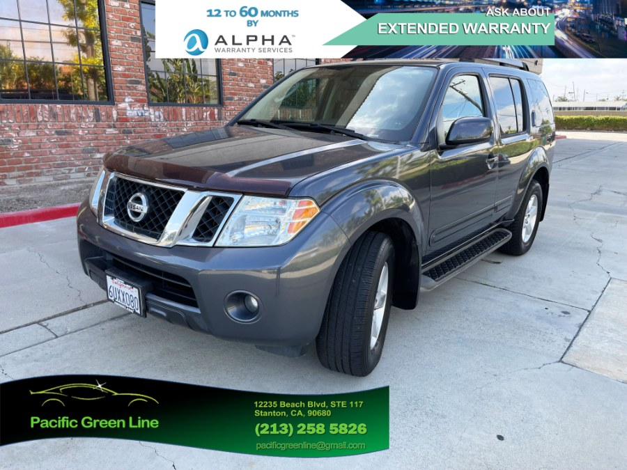Used Nissan Pathfinder 2WD 4dr V6 SV 2011 | Pacific Green Line. Stanton, California
