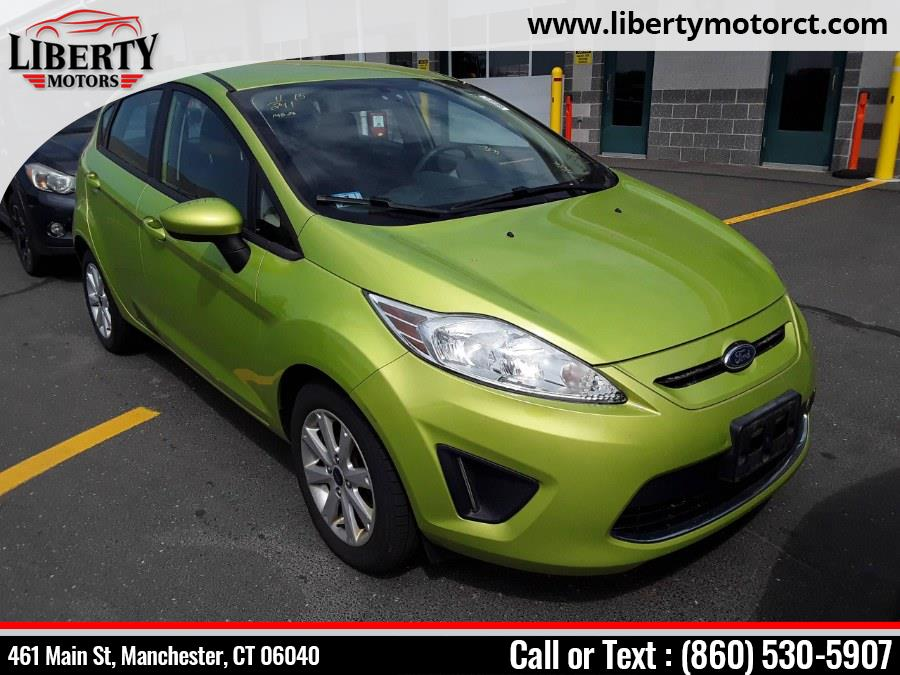 Used Ford Fiesta 5dr HB SE 2011   Liberty Motors. Manchester, Connecticut