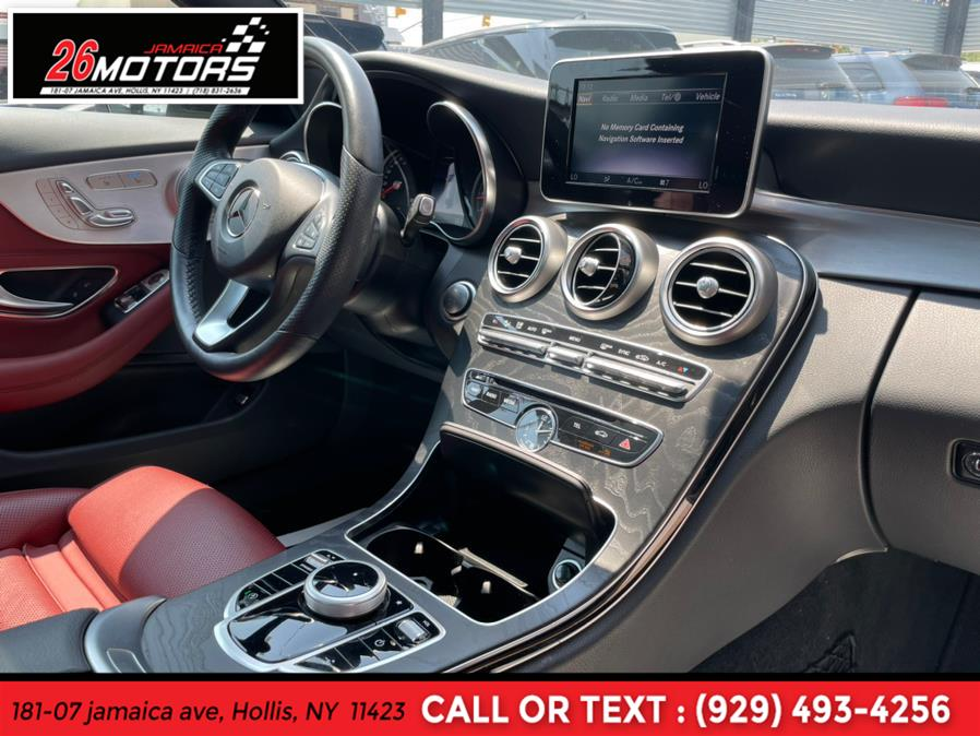 Used Mercedes-Benz C-Class Coupe C 300 4MATIC Coupe 2018   Jamaica 26 Motors. Hollis, New York
