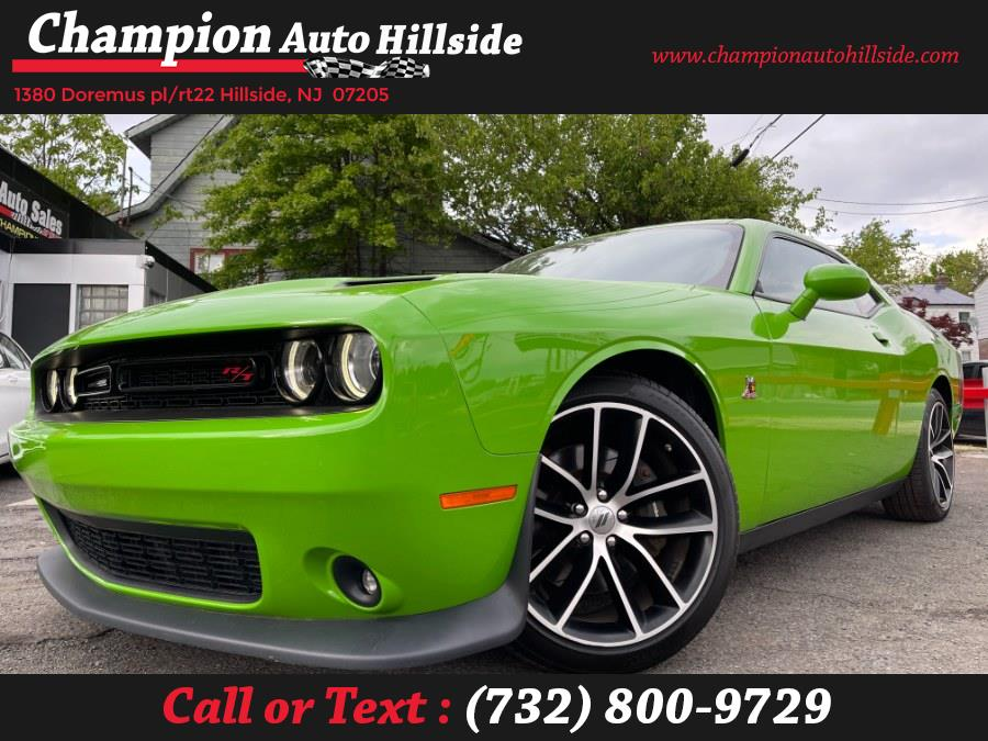 Used 2017 Dodge Challenger in Hillside, New Jersey | Champion Auto Hillside. Hillside, New Jersey