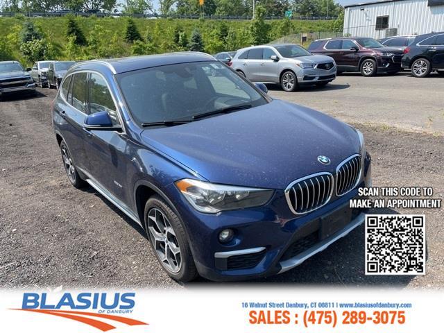 Used BMW X1 xDrive28i 2018   Blasius Federal Road. Brookfield, Connecticut