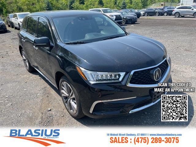 Used Acura Mdx 3.5L 2018   Blasius Federal Road. Brookfield, Connecticut