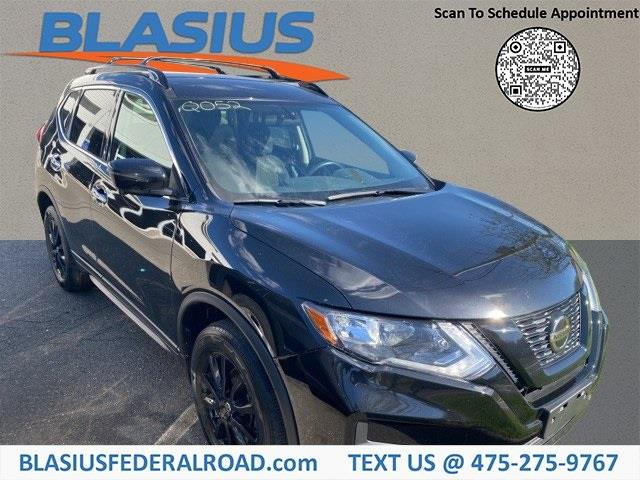 Used Nissan Rogue SV 2018 | Blasius Federal Road. Brookfield, Connecticut