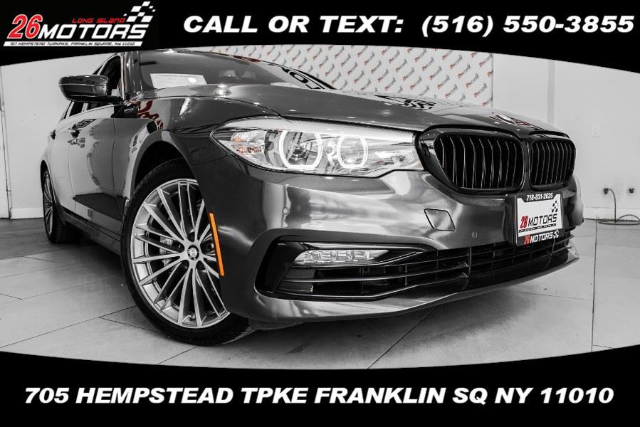 Used BMW 5 Series 530i xDrive Sedan 2018 | Hempstead Auto Outlet Inc. DBA 26 Motors Long Isla. Franklin Sq, New York