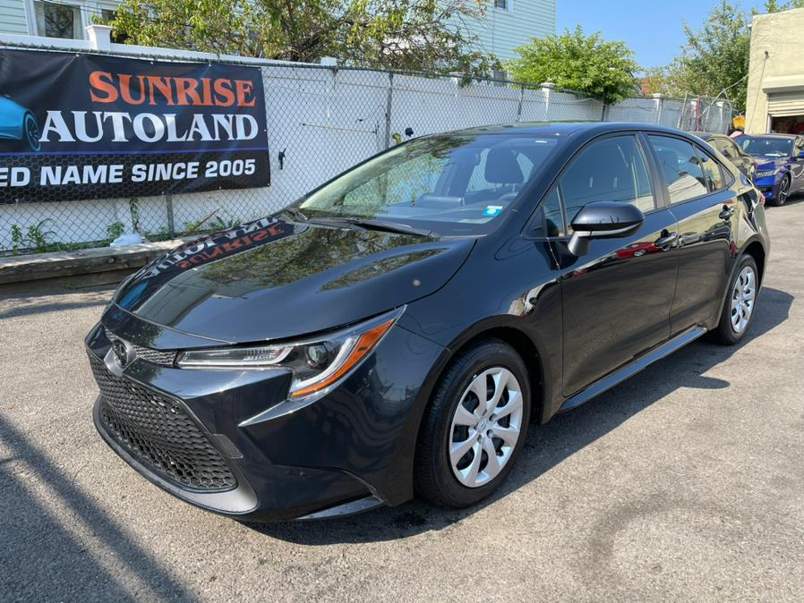 Used 2020 Toyota Corolla in Jamaica, New York | Sunrise Autoland. Jamaica, New York
