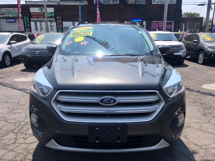 Used Ford Escape SE 4WD 2018 | Affordable Motors Inc. Bridgeport, Connecticut
