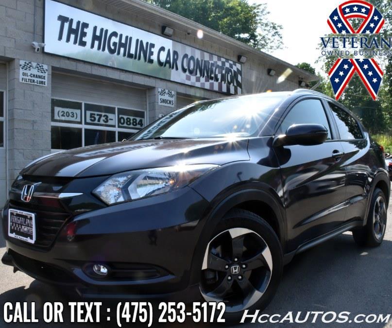 Used 2018 Honda HR-V in Waterbury, Connecticut | Highline Car Connection. Waterbury, Connecticut