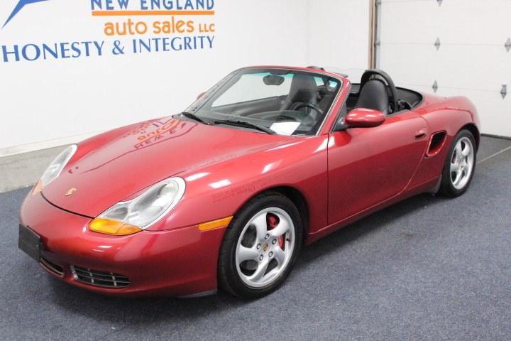 Used 2001 Porsche Boxster in Plainville, Connecticut | New England Auto Sales LLC. Plainville, Connecticut