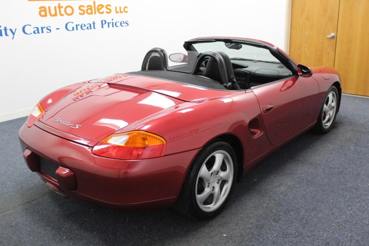 Used Porsche Boxster 2dr Roadster S 6-Spd Manual 2001 | New England Auto Sales LLC. Plainville, Connecticut