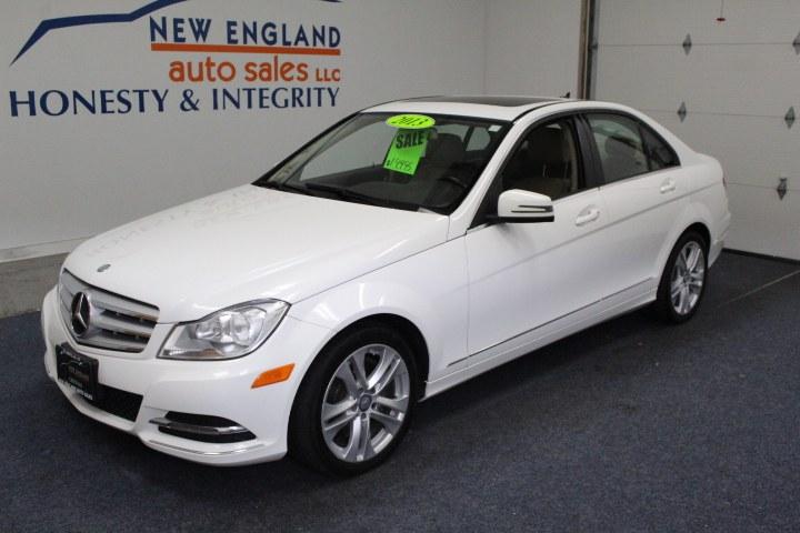 Used 2013 Mercedes-Benz C-Class in Plainville, Connecticut | New England Auto Sales LLC. Plainville, Connecticut