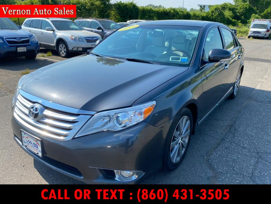 Used 2011 Toyota Avalon in Manchester, Connecticut | Vernon Auto Sale & Service. Manchester, Connecticut