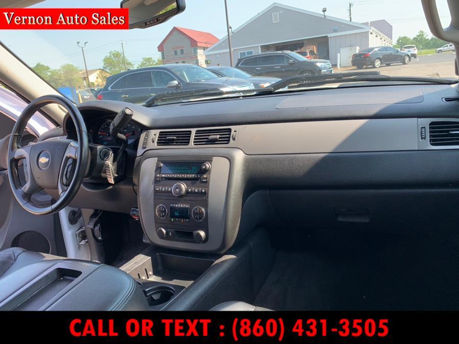 "Used Chevrolet Silverado 1500 4WD Ext Cab 143.5"" LTZ 2013   Vernon Auto Sale & Service. Manchester, Connecticut"