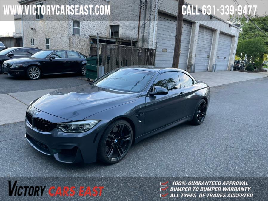 Used BMW M4 2dr Conv 2015   Victory Cars East LLC. Huntington, New York