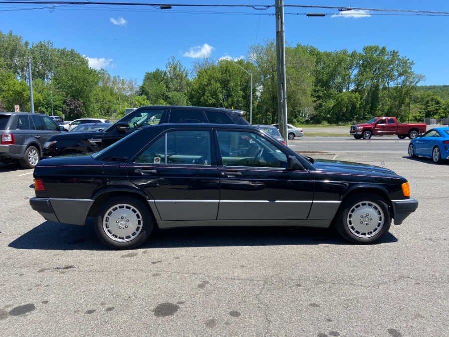 1991 Mercedes-Benz 190 Series 190E 2.3, available for sale in New Milford, CT