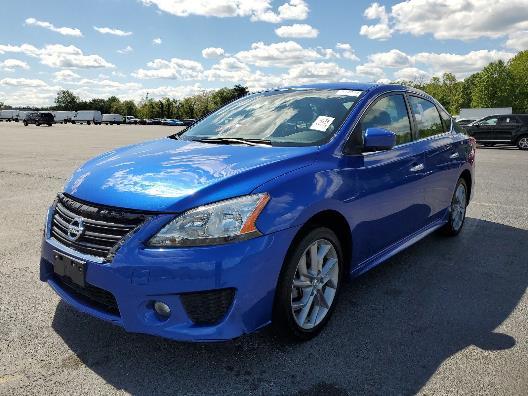 Used Nissan Sentra 4dr Sdn I4 CVT SR 2014 | Raymonds Cars Inc. Corona, New York