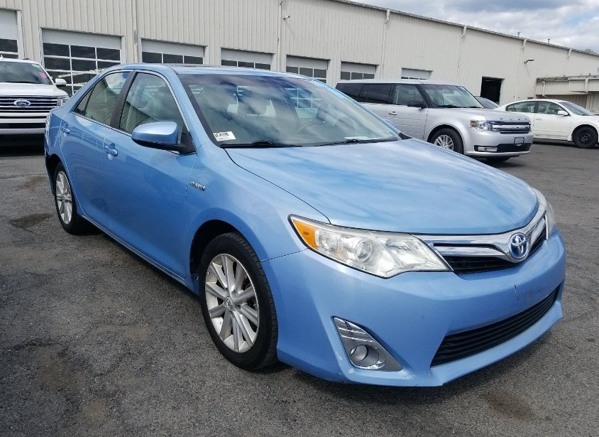 Used Toyota Camry Hybrid 4dr Sdn XLE 2012 | Joshy Auto Sales. Paterson, New Jersey
