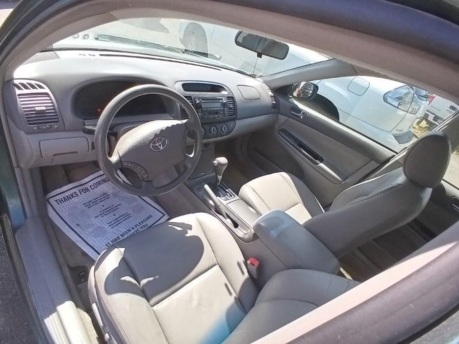 Used Toyota Camry 4dr Sdn LE V6 Auto (SE) 2005 | Joshy Auto Sales. Paterson, New Jersey