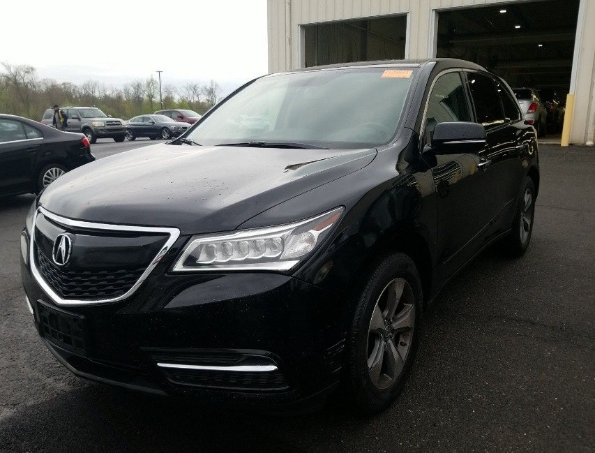 Used Acura MDX SH-AWD 4dr 2016 | Joshy Auto Sales. Paterson, New Jersey