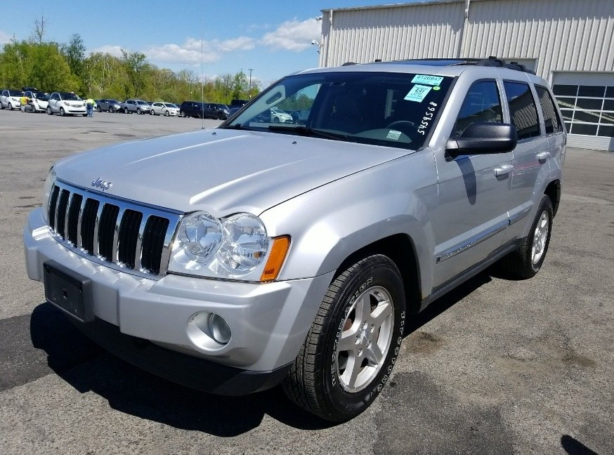 Used 2005 Jeep Grand Cherokee in Paterson, New Jersey | Joshy Auto Sales. Paterson, New Jersey