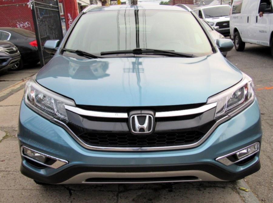 Used Honda CR-V AWD 5dr EX-L 2015 | MFG Prestige Auto Group. Paterson, New Jersey
