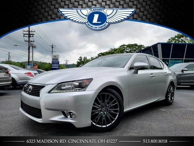 Used 2014 Lexus Gs in Cincinnati, Ohio | Luxury Motor Car Company. Cincinnati, Ohio