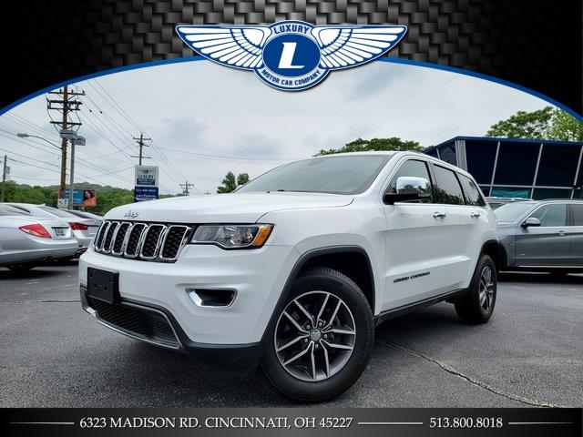 Used 2018 Jeep Grand Cherokee in Cincinnati, Ohio | Luxury Motor Car Company. Cincinnati, Ohio