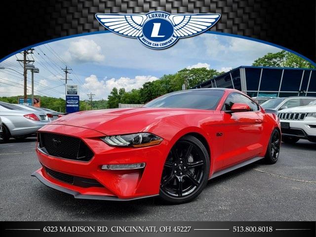 Used Ford Mustang GT Premium 2018   Luxury Motor Car Company. Cincinnati, Ohio