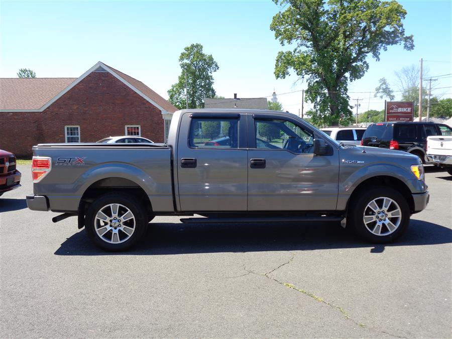 """Used Ford F-150 4WD SuperCrew 145"""" STX 2014 
