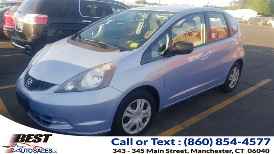 Used 2009 Honda Fit in Manchester, Connecticut | Best Auto Sales LLC. Manchester, Connecticut
