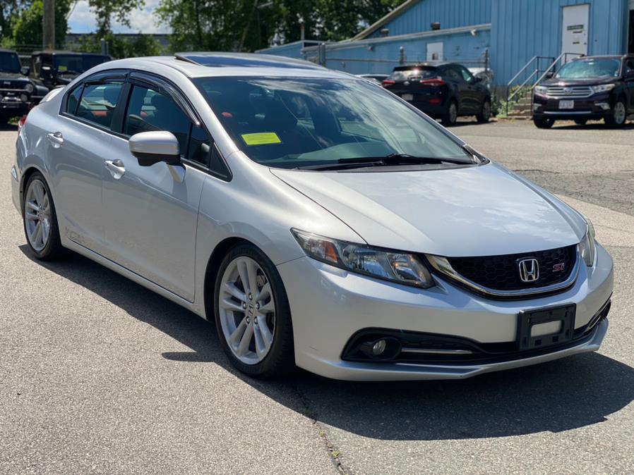 Used 2014 Honda Civic Sedan in Ashland , Massachusetts | New Beginning Auto Service Inc . Ashland , Massachusetts