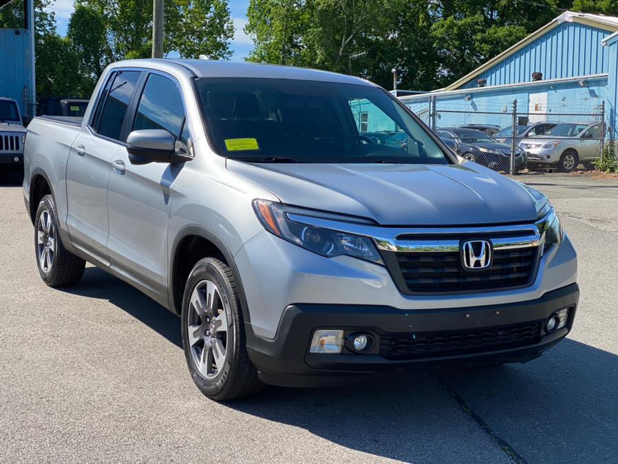 Used 2017 Honda Ridgeline in Ashland , Massachusetts | New Beginning Auto Service Inc . Ashland , Massachusetts