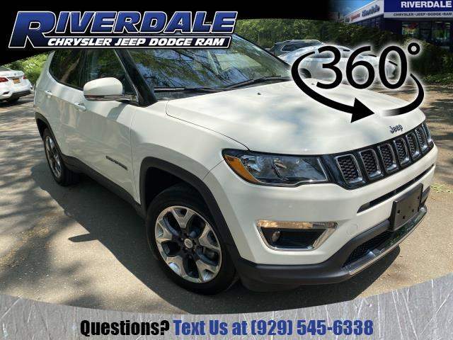 Used 2018 Jeep Compass in Bronx, New York | Eastchester Motor Cars. Bronx, New York