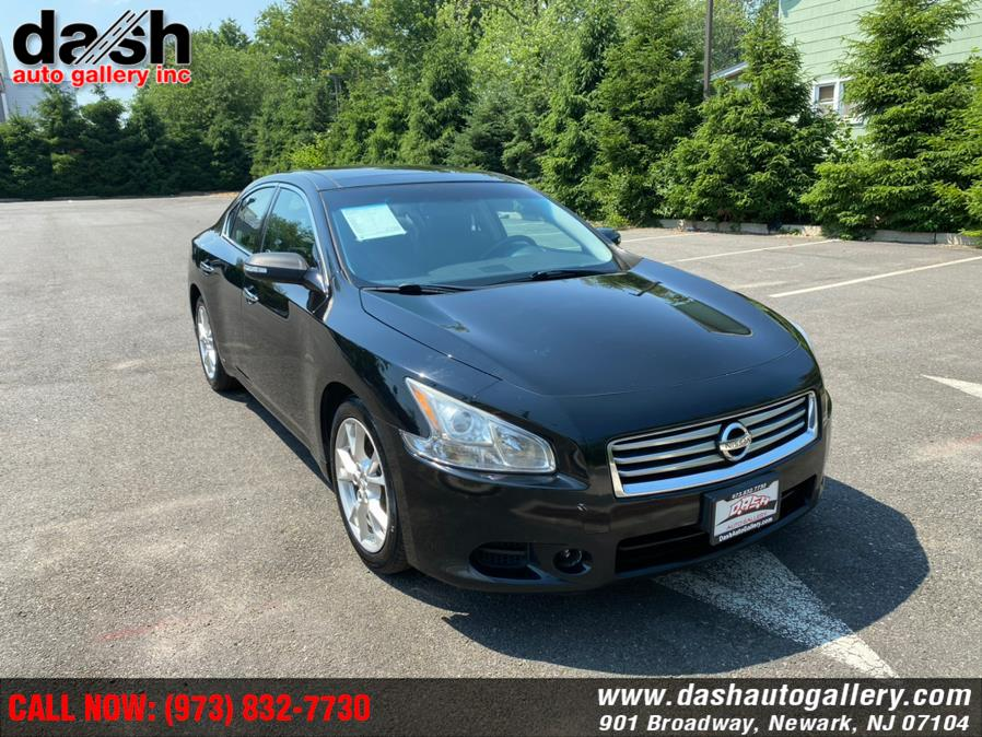 Used Nissan Maxima 4dr Sdn 3.5 SV 2014 | Dash Auto Gallery Inc.. Newark, New Jersey