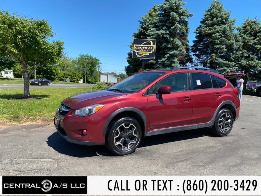 Used Subaru XV Crosstrek 5dr Auto 2.0i Premium 2014 | Central A/S LLC. East Windsor, Connecticut