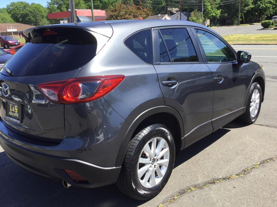 Used Mazda CX-5 AWD 4dr Auto Touring 2014   L&S Automotive LLC. Plantsville, Connecticut