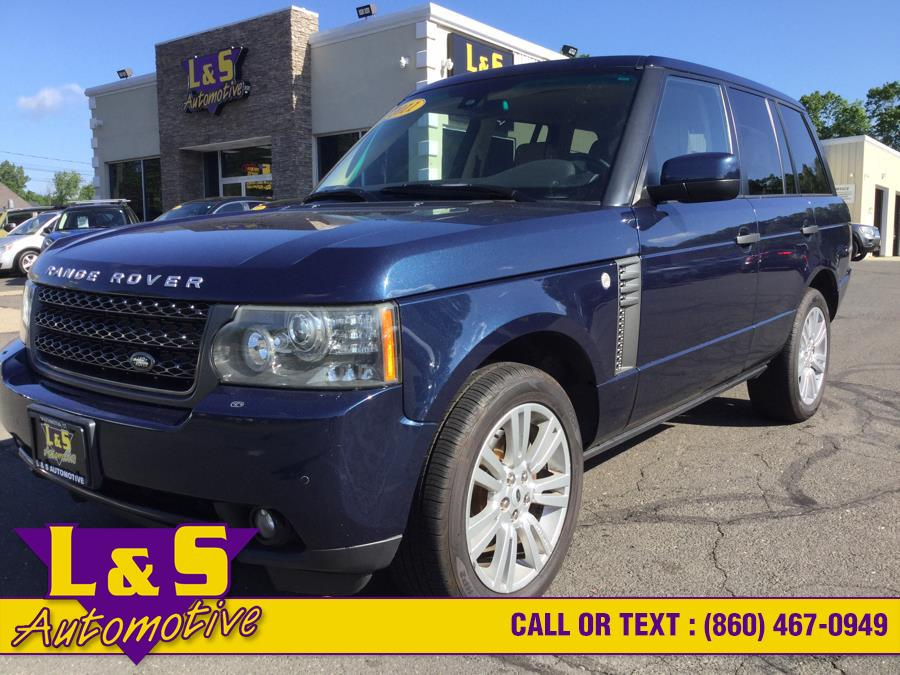 2011 Land Rover Range Rover 4WD 4dr HSE LUX, available for sale in Plantsville, CT