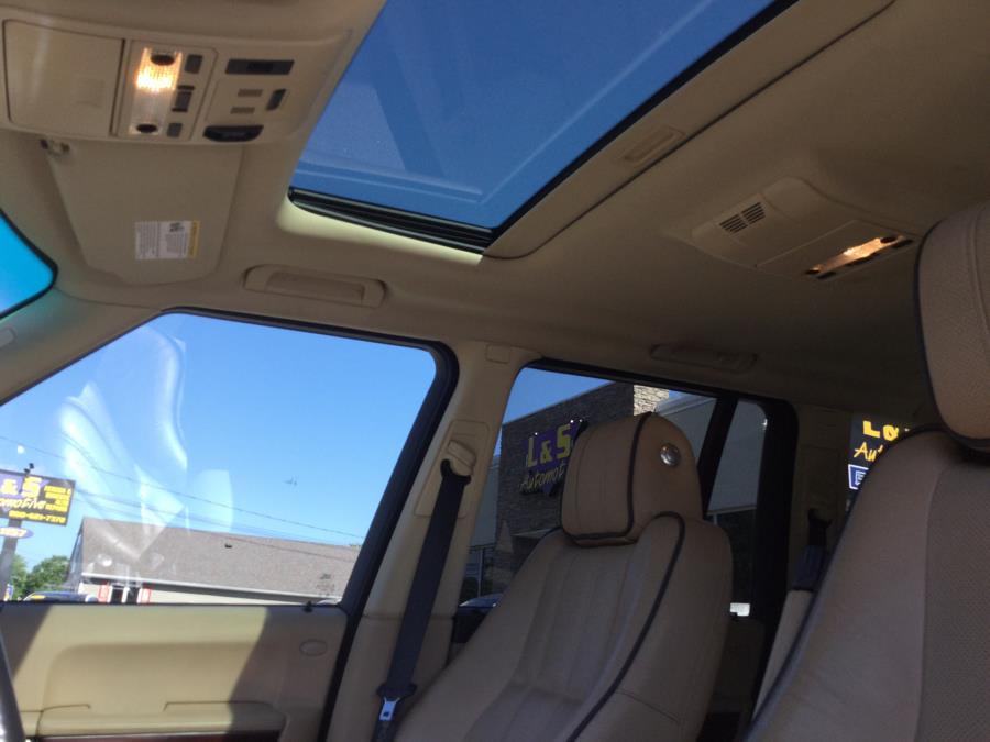 Used Land Rover Range Rover 4WD 4dr HSE LUX 2011 | L&S Automotive LLC. Plantsville, Connecticut