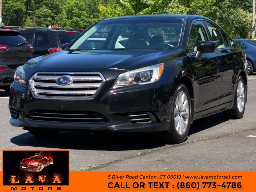 Used 2016 Subaru Legacy in Canton, Connecticut | Lava Motors. Canton, Connecticut