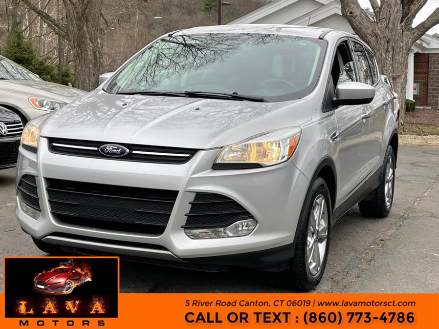 Used 2015 Ford Escape in Canton, Connecticut | Lava Motors. Canton, Connecticut