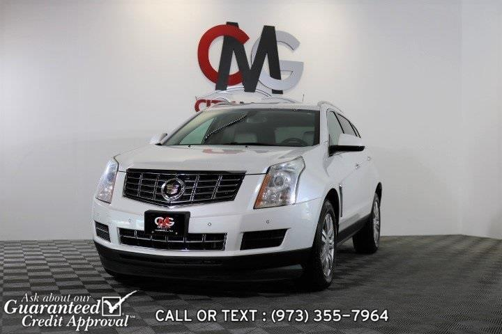 Used 2013 Cadillac Srx in Haskell, New Jersey | City Motor Group Inc.. Haskell, New Jersey