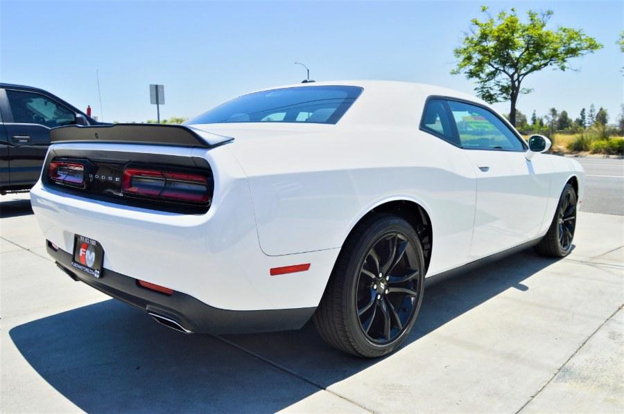 Used Dodge Challenger SXT RWD 2018 | Fusion Motors Inc. Moreno Valley, California