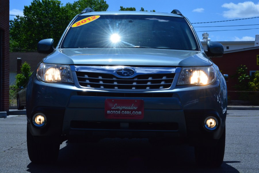 Used Subaru Forester 4dr Auto 2.5X Limited 2012 | Longmeadow Motor Cars. ENFIELD, Connecticut