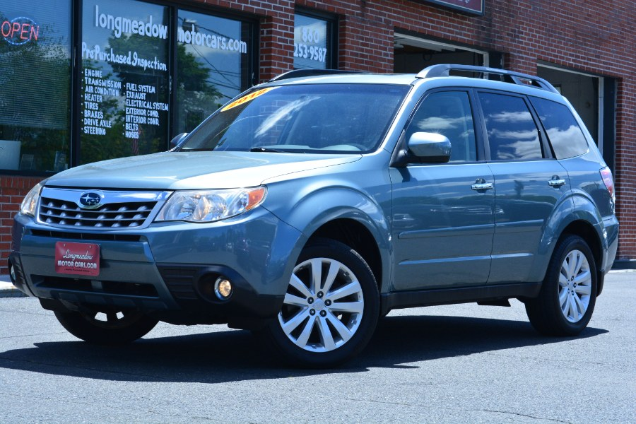 Used 2012 Subaru Forester in ENFIELD, Connecticut | Longmeadow Motor Cars. ENFIELD, Connecticut