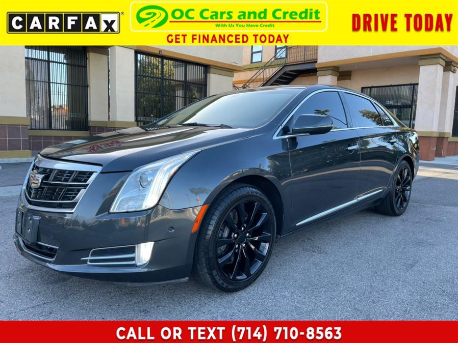 Used 2017 Cadillac XTS in Garden Grove, California | OC Cars and Credit. Garden Grove, California