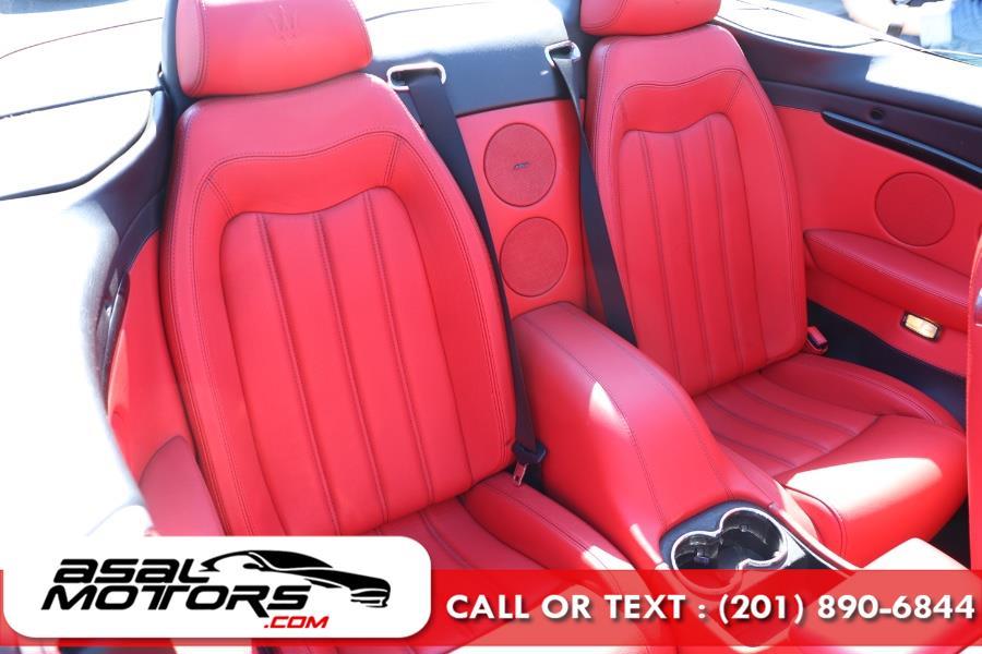 Used Maserati GranTurismo Convertible 2dr Conv GranTurismo 2011 | Asal Motors. East Rutherford, New Jersey