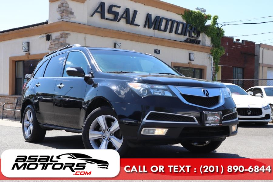 2013 Acura MDX AWD 4dr Tech Pkg, available for sale in East Rutherford, NJ